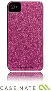 CASE MATE PINK GLAM CASE COVER FOR APPLE iPHONE 4 4S   CM017677