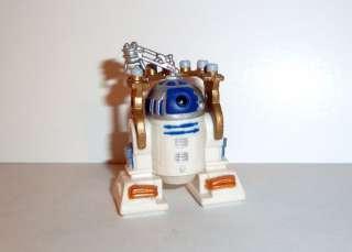 STAR WARS Galactic Heroes R2 D2 jabbas sail barge tray