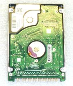 Dell D600 Laptop Hard Drive Seagate ST980815A 80GB 5400RPM IDE 8mb 2.5
