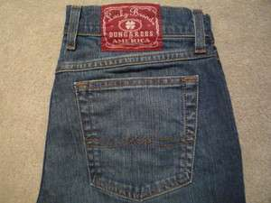 LUCKY BRAND Mid Rise Flare Leg Stretch Jeans ~ sz 31 / 12 x 33