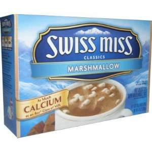 Swiss Miss Hot Cocoa Mix, Milk Chocolate with Marshmallows aus den USA