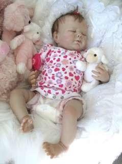 Reborn doll baby girl**Sasha** Denise Pratts Sienna