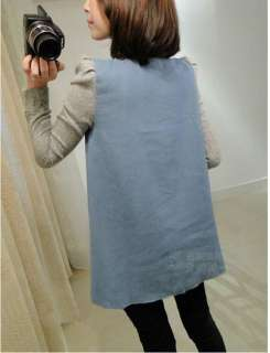 Casual T shirts long Sleeve Lapel Blue Jean blouse Denim Shirt Tops