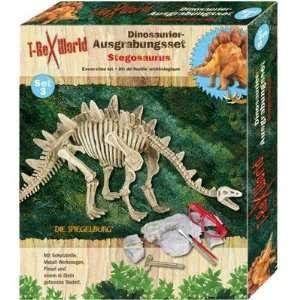 20851   Die Spiegelburg   T Rex World Ausgrabungsset Stegosaurus