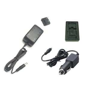 Universal Digital Camera Charger For Panasonic (Wall & Car