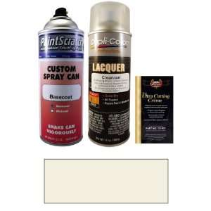 12.5 Oz. Arctic Silver Metallic Spray Can Paint Kit for 2005 Saab All