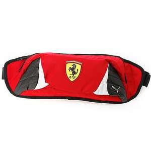 Brand New Puma Ferrari Fanny Waist Pack Bag in Red / Black For Deals