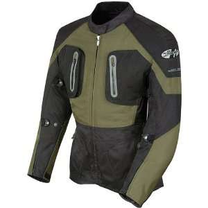 Joe Rocket Ballistic 8.0 Mens Textile Street Racing Motorcycle Jacket