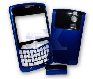Verizon/Sprint Blackberry Curve 8330 Blue Housing Case