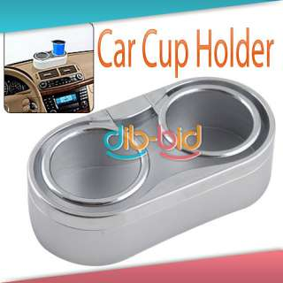 Convenient Auto Car Truck Mount Dual Drink Cup Holder Can Bottle Stand