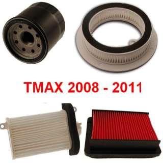 KIT TAGLIANDO TMAX 500 T MAX T MAX 2008 2011 YAMAHA
