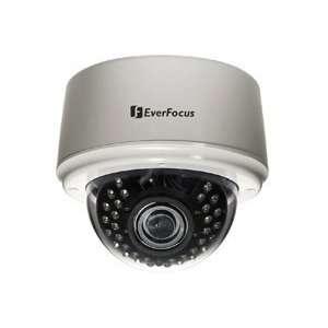 EVERFOCUS ED335/MVB 3 axis Mini Dome Camera w/ LEDs 2.8
