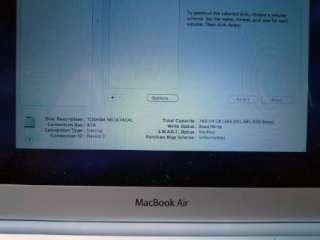 Toshiba MK1634GAL 160GB Hard Drive iPod Classic 7th Gen 5055469409784