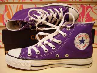 CONVERSE ALL STAR 1J622 ASH CANVAS PURPLE VIOLA n° 41 41,5 42,5 45