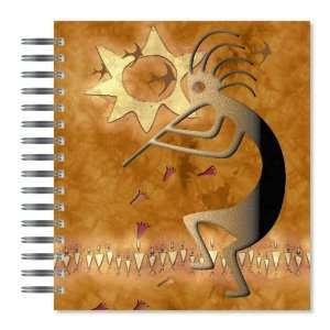 ECOeverywhere Fertility Glyph Picture Photo Album, 18 Pages, Holds 72