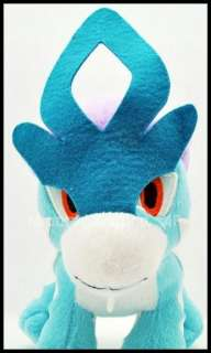 POKEMON SUICUNE PELUCHE bestie plush entei cristallo ds
