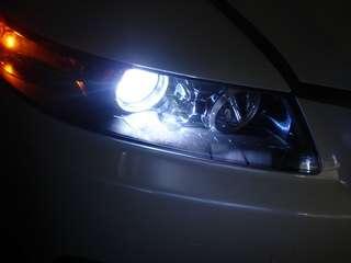 COPPIA LAMPADE RICAMBI XENON FARI D1S 8000 K AUTO MOTO