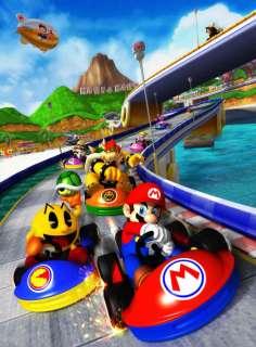 New Mario Kart Game+2 Wheels to Play on UK Nintendo Wii