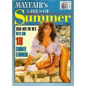 MAYFAIR GIRLS OF SUMMER NO. 4 MAYFAIR  Books