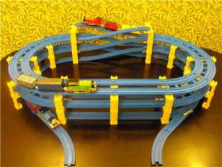 Tomy Tomica Thomas, *Twin Track* Endless Rail Tower 89 Pieces