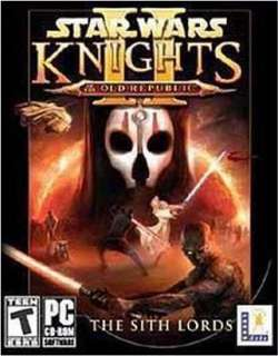 Star Wars Knights of the Old Republic II: The Sith Lords (PC Games