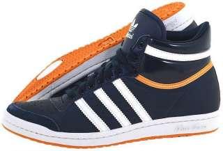 ADIDAS Top Ten Hi Sleek Blu Sneakers   g16710   Click Image to Close