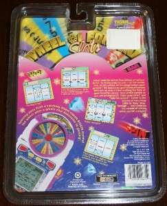 OF FORTUNE SLOTS by Tiger Electronic Handheld Slot Game SEALED!