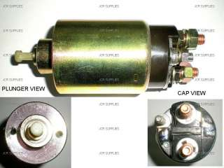 NEW FORD TRANSIT STARTER MOTOR SOLENOID + OTHER VEHCLES