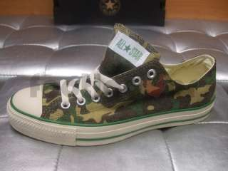 SCARPE CONVERSE ALL STAR CT OX GRAPHICS 112041 CAMO 43