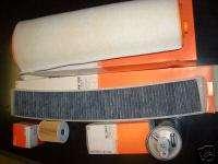 Kit tagliando Bmw 320d E46 110Kw aria olio carb. pollin
