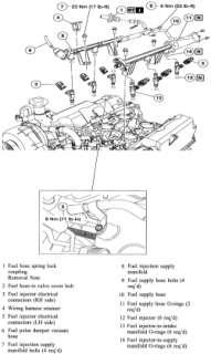 Systems  Fuel Rail (supply Manifold) & Injectors  AutoZone