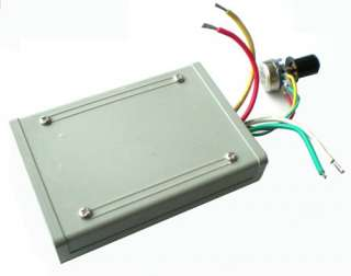 12V 15A 180W DC Motor Speed Controller With Enclosure