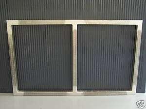 Gal Steel Metal Gate Frame FULLYwelded suit TimberSlats