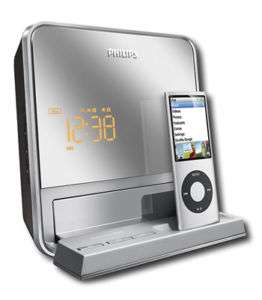 iPod DOCKING STATION DIGITAL ALARM CLOCK RADIO IPOD DOCK