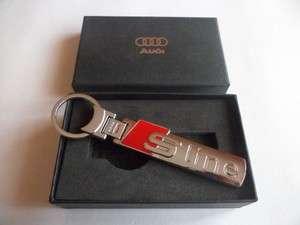 Porte clés Audi S line A1 A3 A4 A5 A6 A7 A8 TT quattro S3 S4
