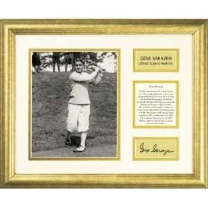 Gene Sarazen   Signature Series: Sports & Outdoors
