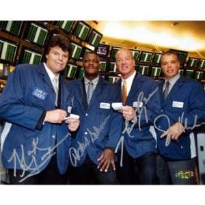 Signed Joe Klecko Photo   Sack Exchange at Stock Exchange