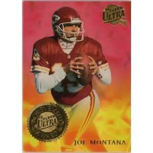 Joe Montana San Francisco 49ers 1994 Ultra Achievement