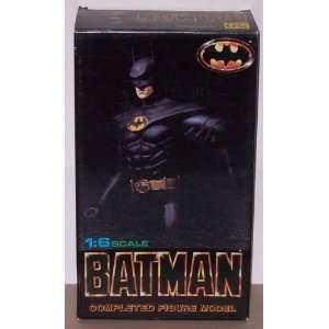 Tsukuda Hobby Michael Keaton Batman 1/6 Scale Completed