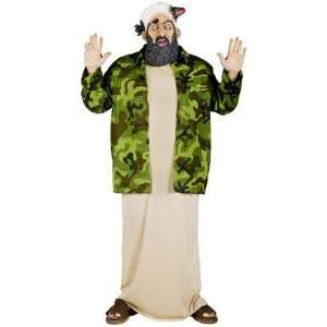 Adult Osama Bin Laden Costume XXL: Everything Else