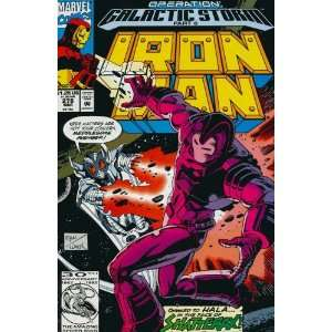 Iron Man (1st Series) #278: Len Kaminski, Paul Ryan: Books