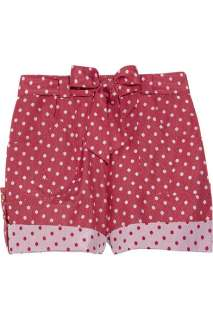 ALICE by Temperley Tiger polka dot shorts   70% Off Now at THE OUTNET