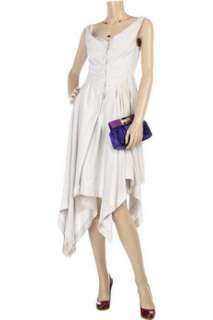Vivienne Westwood Anglomania Atlantic Sunday dress   84% Off Now at