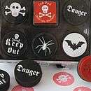 pirate party bag fillers by plush parties