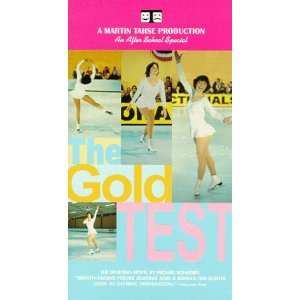 Gold Test [VHS]: Melissa Sherman, Chris Hagan, Tammy