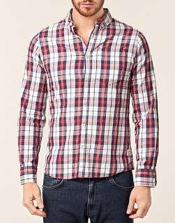 Bates Shirt   Pepe Jeans   Blue   Shirts (men)   Clothing men   NELLY