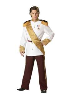 Elite Prince Charming for  Cheap Fairytale Halloween Costume for Men