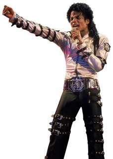 Michael Jackson Galaxy Tour Costume   Authentic Michael Jackson