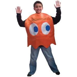 Pac Man Clyde Deluxe Child Costume, 70689