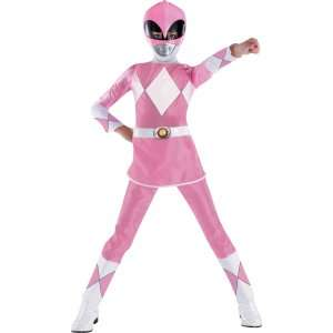 Power Rangers Pink Ranger Deluxe Child Costume, 60697